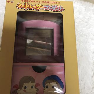 ペコちゃんミニドレッサー【非売品】