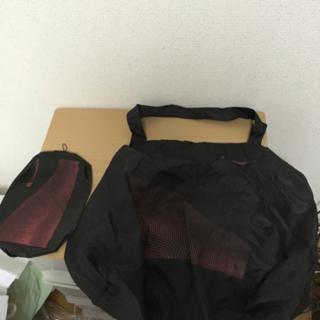折りたたみ買い物袋(収納ポーチ付き)
