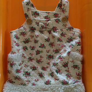 花柄ワンピース 90cm