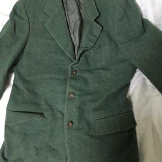 緑のジャケット