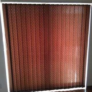 縦型ブラインド カーテン (長)
