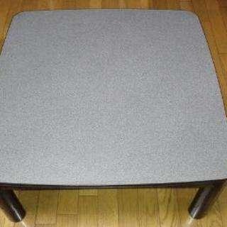 テーブル(コタツ機能付き)