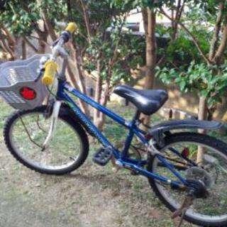 子供用自転車(男の子用20インチ)