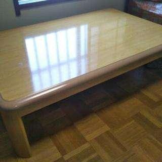 こたつテーブル&断熱マット&こたつ布団セット