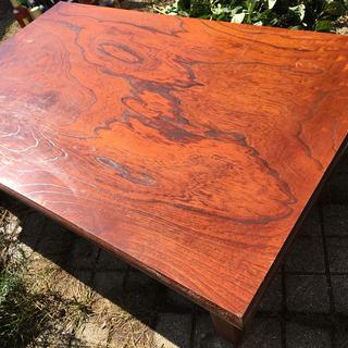 木の座卓×3