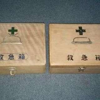 レトロ救急箱