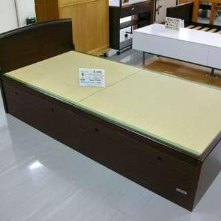 畳シングルベッド(2810-61)