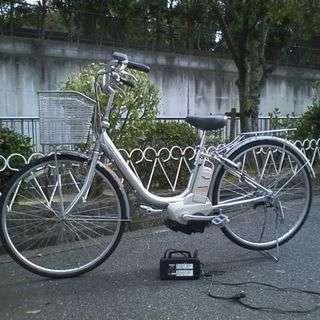 ヤマハ (ブリジストン製)電動24型自転車