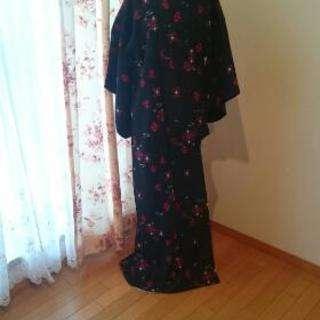 美品★レトロ・アンティークの着物