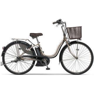 ヤマハPAS(パス)ナチュラL 電動アシスト自転車 PA26NL