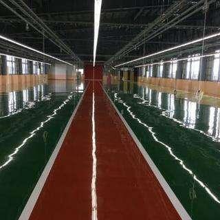 塗り床工事業