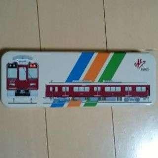 阪急電車の缶ペン(新品)