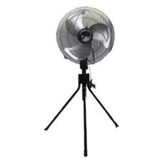 【美品】業務用大型扇風機アルミ45cmスタンド式工業用扇風機
