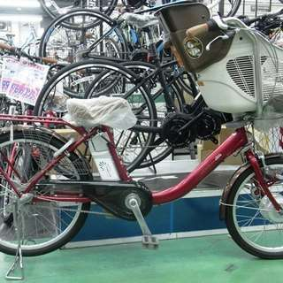 マルキン自転車 デリシアデュオハイブリッド 旧型在庫品超特価です。