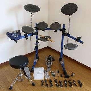 ローランド電子ドラムセット