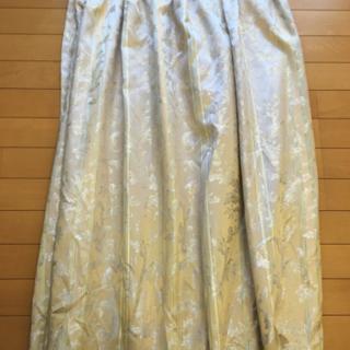 中古美品 カーテン 150×210