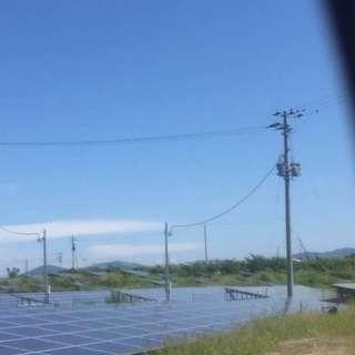契約社員 男女募集 太陽光発電所設置のお仕事 個室寮 南相馬