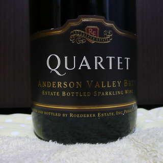 【新品】スパークリングワイン「カルテット アンダーソン ヴァレーブ...