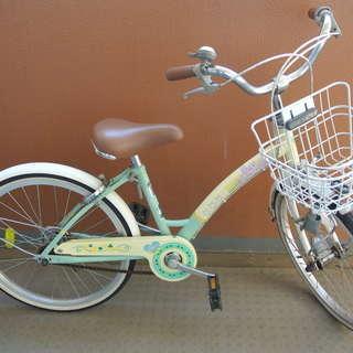 マルキン自転車 20インチ 女の子