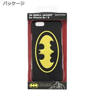 グルマンディーズ バットマン iPhone6s/iPhone6対応...