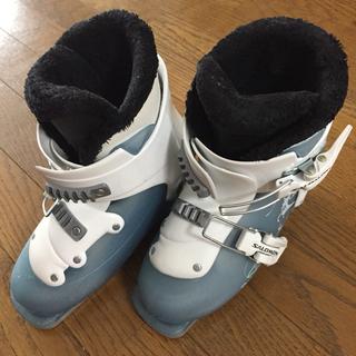 子供用スキー靴 19センチ