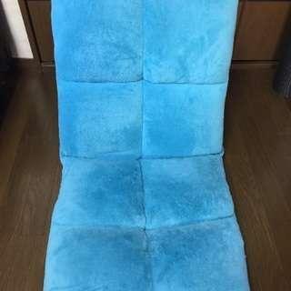 水色座椅子