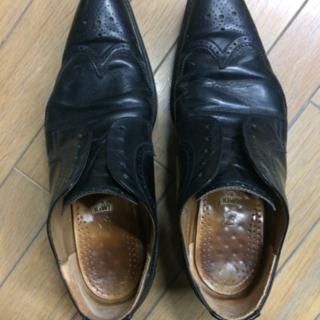 KIWIの革靴