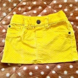 ベビー スカート babyGAP 女の子 80