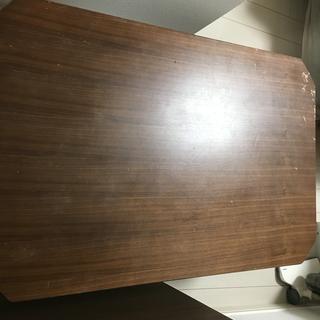 木製ローテーブルあげます!