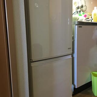 シャープ 冷蔵庫 美品