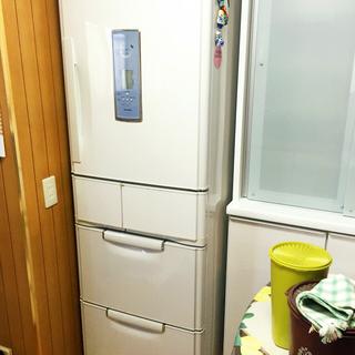 5ドア冷蔵庫 三菱 401L 府中市