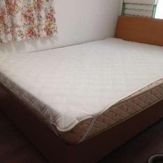 フランスベッド、マットレスお譲りします