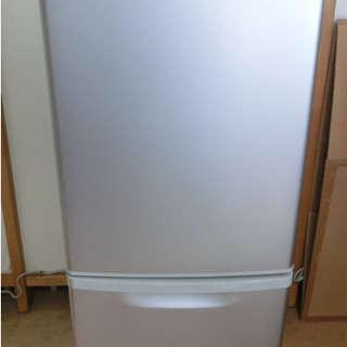Panasonic 2ドア ノンフロン冷凍冷蔵庫 NR-B144W...