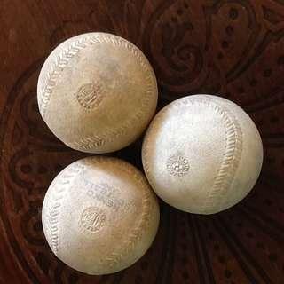 ソフトボール☆ ボール3個