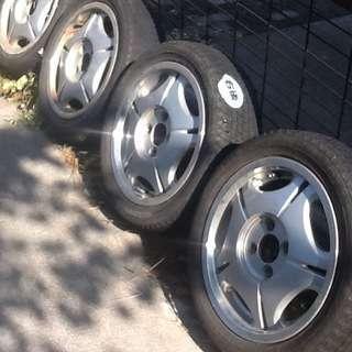 新品タイヤ・セット購入時の下取り交渉にも使える中古の 14インチ ...