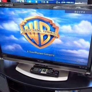 シャープ LED AQUOS LC-32DX3 液晶TV ブルーレ...