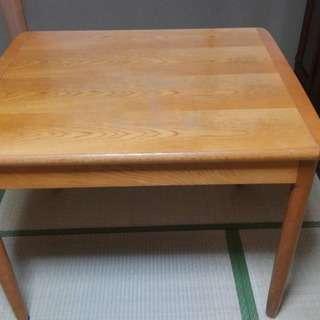 伸縮食卓テーブル ☆無料☆
