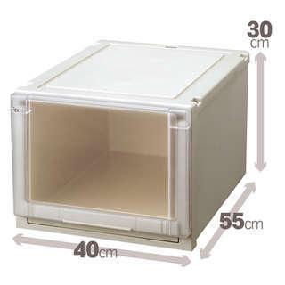 天馬 フィッツユニットケース×3個(約W400mm × D550m...
