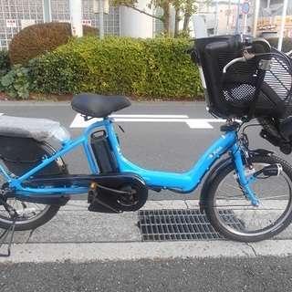 YAMAHA 電動アシスト自転車 PAS Kiss mini  2...