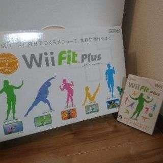 WiiFitPlus ソフト付き