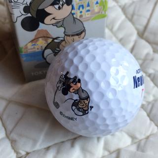 ディズニー ゴルフボール