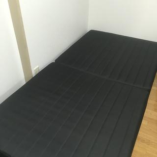 【格安】分割できるシングルベッド