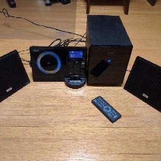TEAC TD-X300i(iPod Dock搭載 CDサウンドシ...