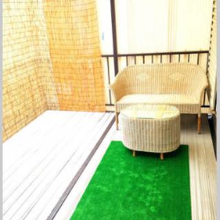 ガーデンチェアとテーブルお譲りします