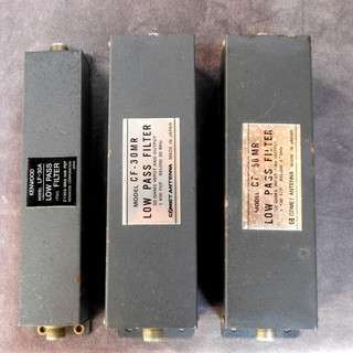 HF帯で役に立つローパス・フィルターです。