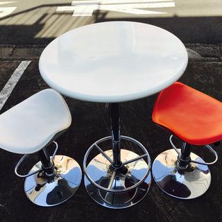 バーテーブル バースツール セット