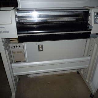 この8月まで、建築設計事務所で使用していた「MUTOH XP-80...