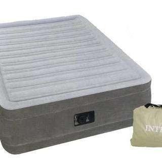 【美品】エアーマットレス / Intex Air mattress...