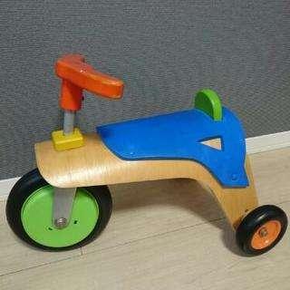 木製 三輪車☆WOOMTH(ウームス)リトルライダー