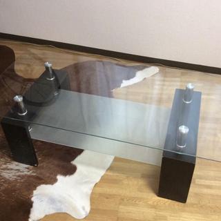 ガラステーブル あげます DIY ローテーブル 中古 引き取り